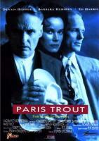Paris Trout Poster