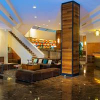 Hilton Eugene Lobby