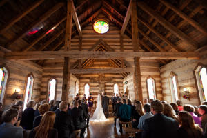 Oak Lodge Wedding