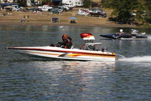 Experience first-hand the thrill of boats zooming over the water at more than 200 MPH