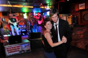 Have a rollickin' rockin' good time at Ruby's Roadhouse in Mandeville