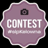 Sip Kelowna Contest Badge