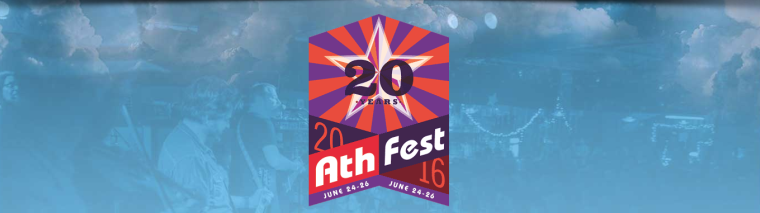 AthFest 2016 June 24-26