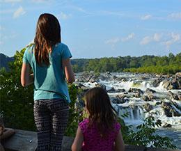 Great Falls: Take it all in
