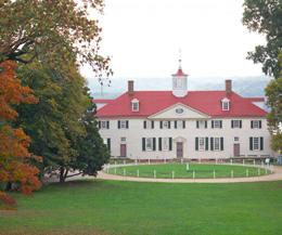 Mount Vernon: Mansion