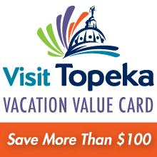 Get Your Free Topeka Vacation Value Card