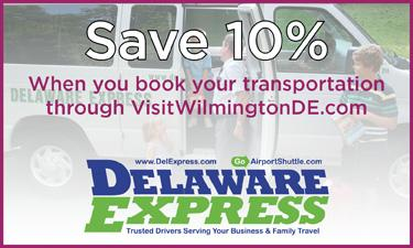 Delaware Express 10 Banner Ad