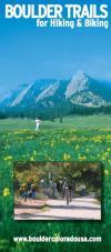 Boulder Hiking and Biking Trail Map