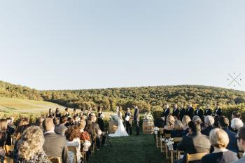 Breaux Vineyards Wedding