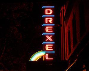 Drexel Theater in Bexley
