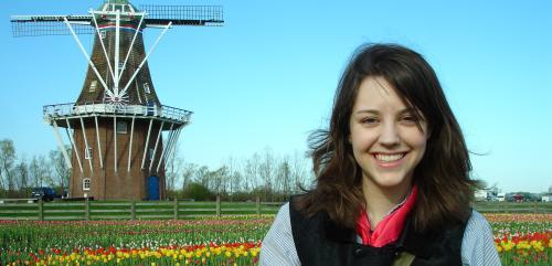 Tulip Time in Holland, MI