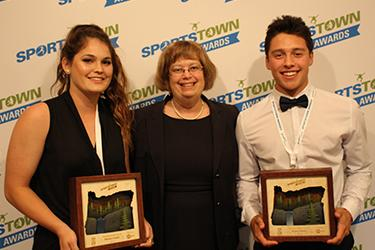 SportsTown Awards 2016 Athletes of the Year