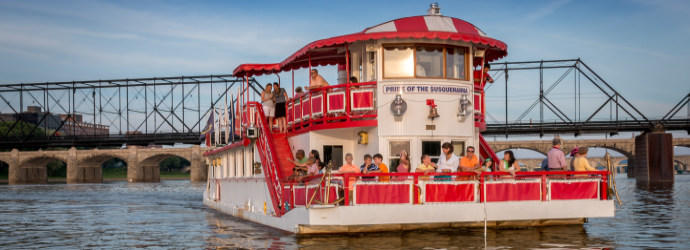 Pride of the Susquehanna Riverboat