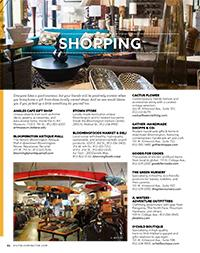 Visitors Guide 2016 - Shopping & Services