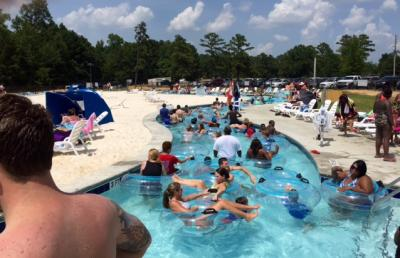 Sandy Beach Lazy River