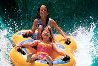 Lake Winnie Double Slide