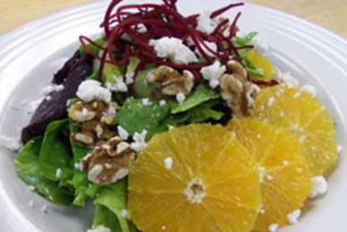 Salad at 212 Market