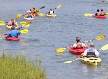 Myrtle Beach Activities / Kayak Express