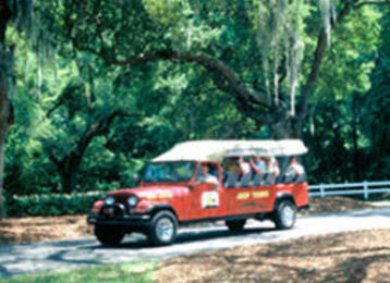 Myrtle Beach Activities _ Jeep tours