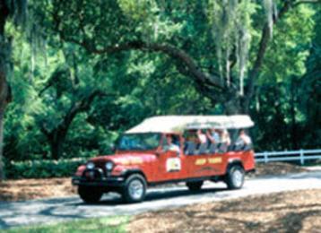 Myrtle Beach Activities _ Jeep tours