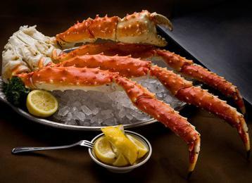 Myrtle Beach Restaurants - Crabby Georges