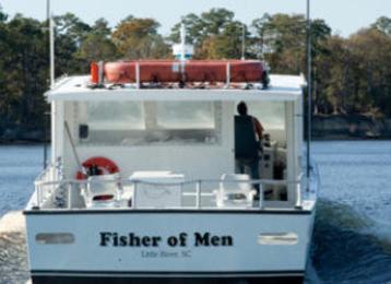 Myrtle Beach Activities | Fisher of Men Charters