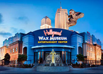 Myrtle Beach Activities | Hollywood Wax Museum