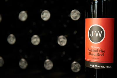 Jasper Winery Red Wine