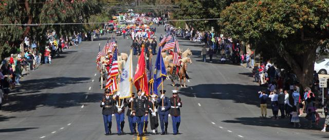 Pacific Grove Parade