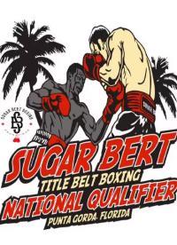 Sugar Bert Boxing National Amateur Qualifier