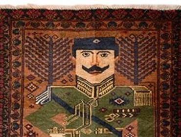 Afghan War Rugs: The Modern Art of Central Asia
