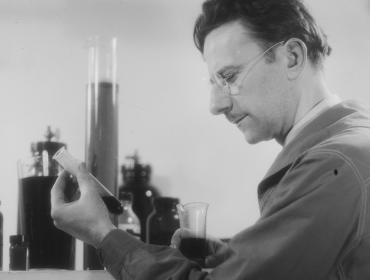 Focus 45: Louis M. Condax and the Kodak Dye Transfer Process
