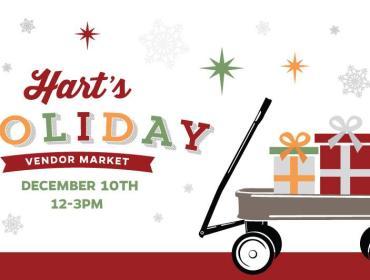 Hart's Holiday Vendor Market