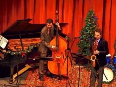 A Charlie Brown Christmas with the Karl Stabnau Quartet