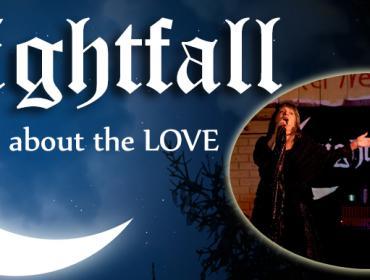 Live music at Via Girasole Wine Bar with Nightfall