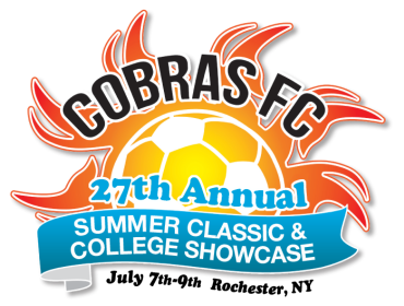 27th Annual Cobras FC Soccer Tournament