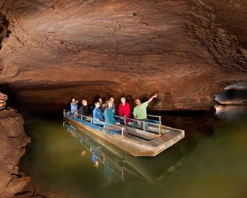 Cave Boat Tour