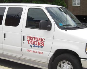 Historic Tours Newport
