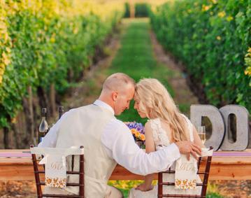 Newport Vineyards Weddings
