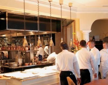 Spiced Pear Restaurant at The Chanler