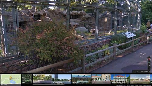 Denver Zoo Trekker
