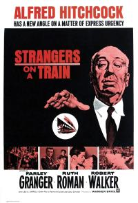 Strangers on a Train PAC movie poster