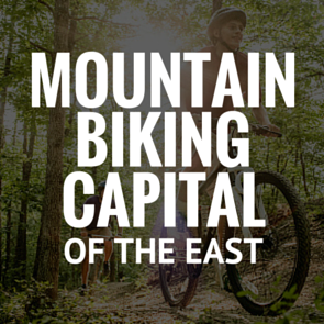 Roanoke Mountain Biking Capital