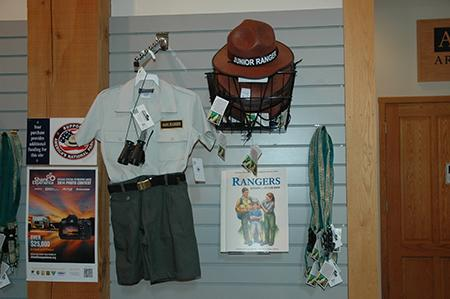 Junior Ranger Gear