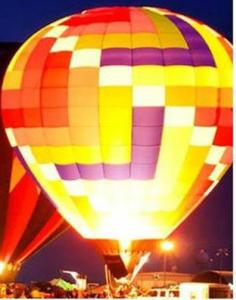 The Avon Balloon Glow is a gorgeous sight!