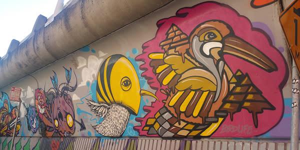 Fruitvale Mural