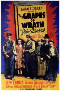 the grapes of wrath PAC movie poster