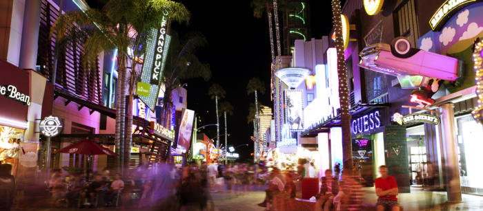 Photo courtesy of Universal CityWalk