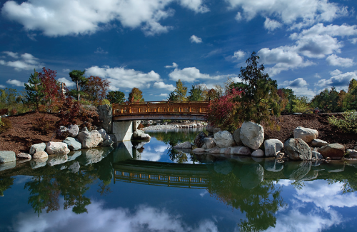 Frederik Meijer Gardens Japanese Garden