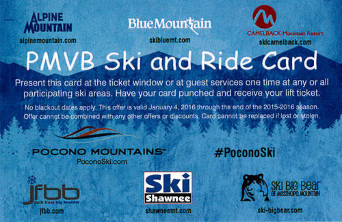 Ski and Ride Card